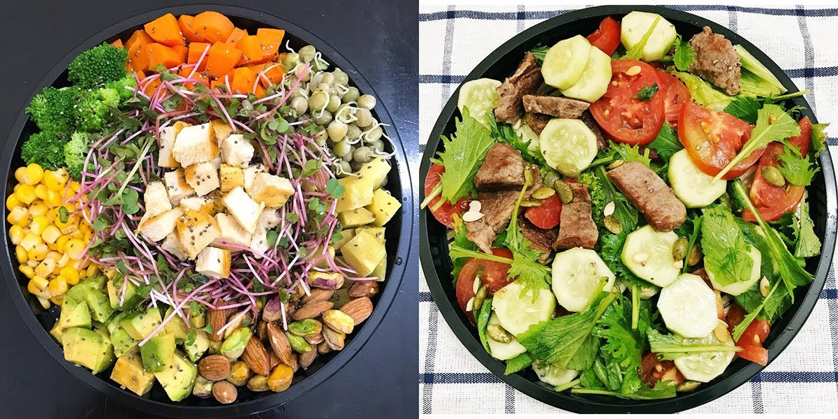 Công thức 5 món salad trộn ngon mát, dinh dưỡng lại dễ làm tại nhà
