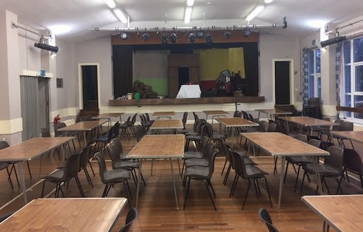 Crunch time for future of Guilsfield Community Centre