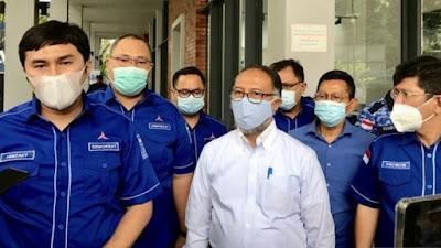 Demokrat: Pendaftaran Nama dan Logo Atas Nama SBY Sudah Dicabut, Diganti Partai