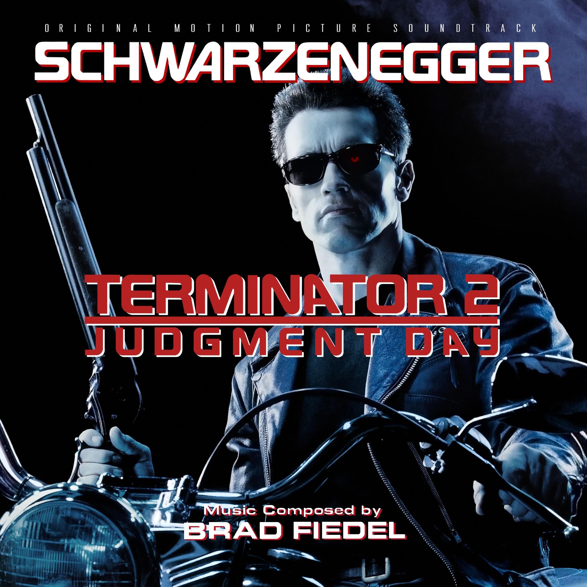 Album Artist: Brad Fiedel / Album Title: Terminator 2: Judgment Day (Original Motion Picture Soundtrack)
