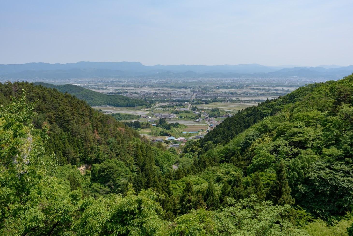 【旅28日目】羽州街道の難所、小坂峠を超えて宮城県へ!