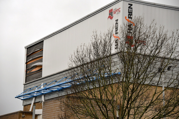 Theatre gears up for re-opening