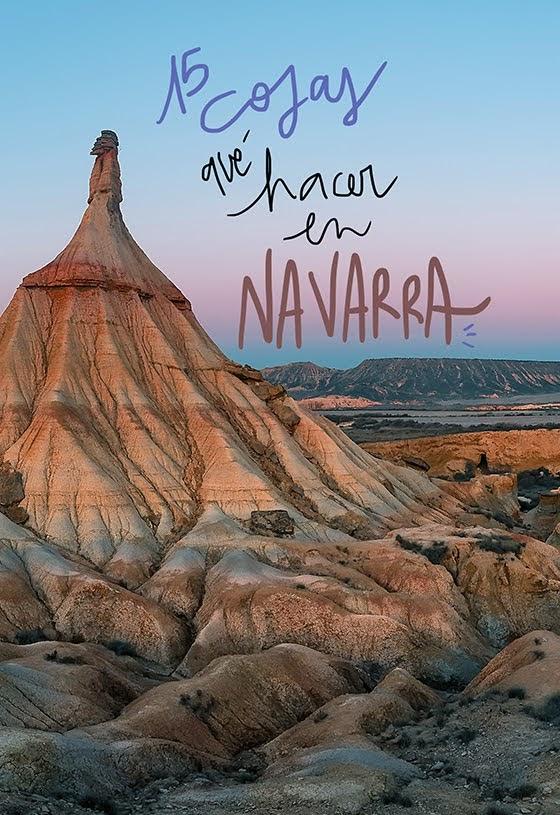 que ver y hacer en Navarra