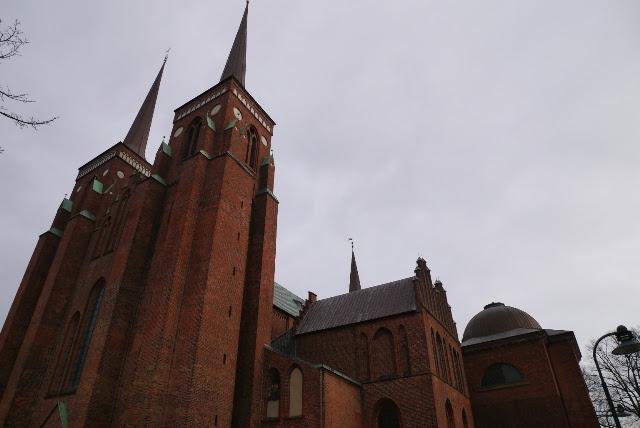 デンマーク ロスキル大聖堂