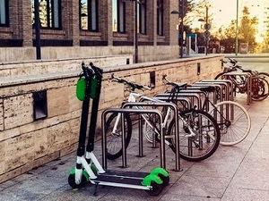 Mobilità sostenibile, condivisa, bike sharing