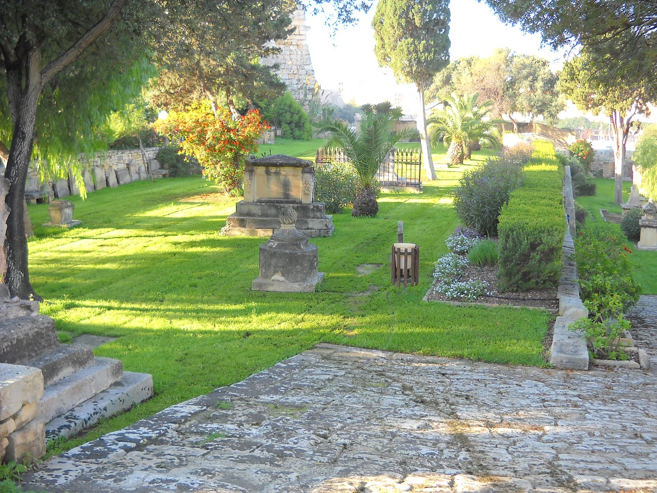 Msida Bastion Cemetery and Historic Garden