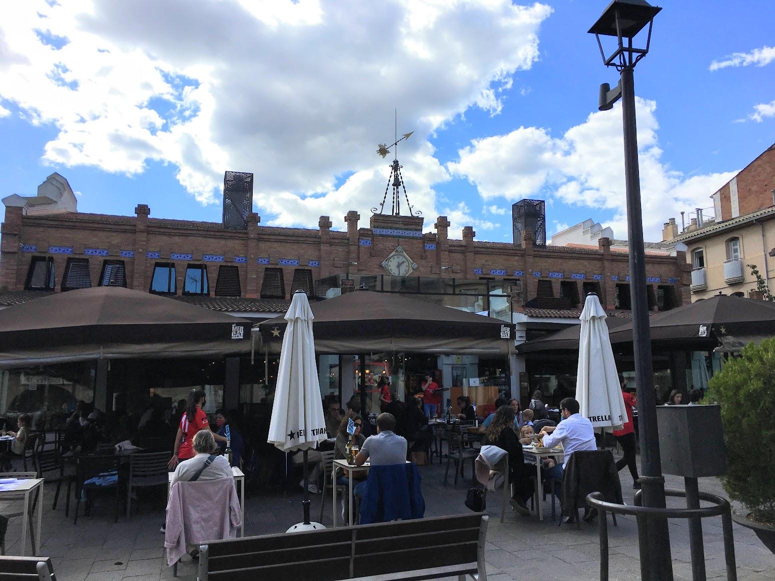 Mercado de Sant Cugat