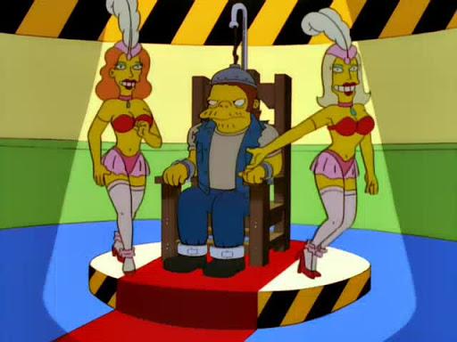 Los Simpsons 10x04 Especial de noche de brujas IX