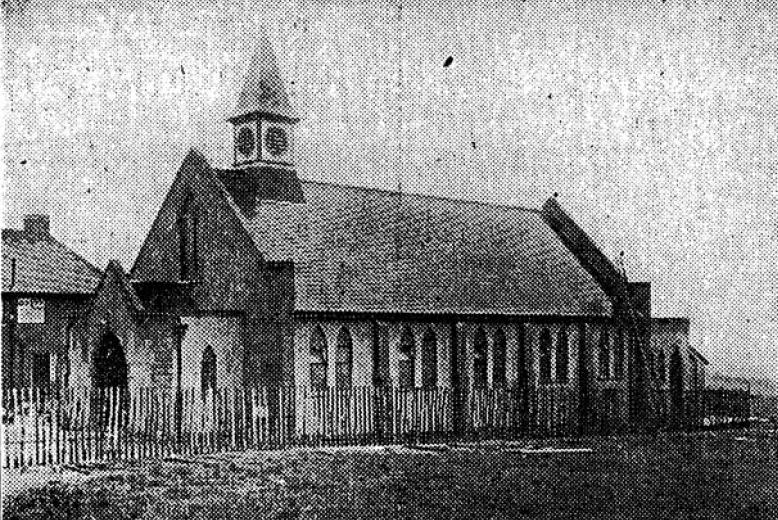 Trinity Baptist Church 1928