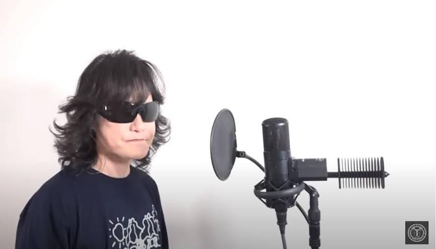 X JAPAN 主唱 ToshI 翻唱 YOASOBI 人氣曲〈夜に駆ける〉YouTube公開!