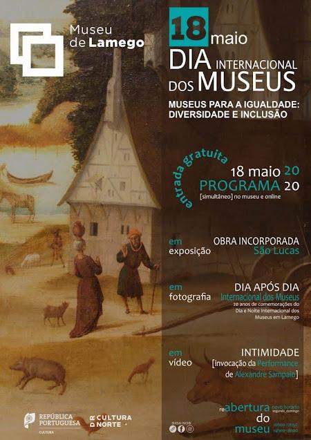 Museu de Lamego reabre no Dia Internacional dos Museus com entrada livre