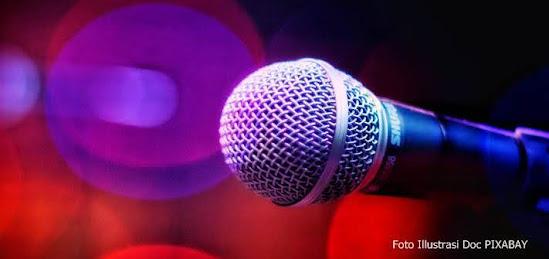 Karaoke di Ngawi