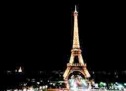 エミリー、パリへ行く Party with great view of Eiffel Tower Place du Trocadero Café de l'Homme