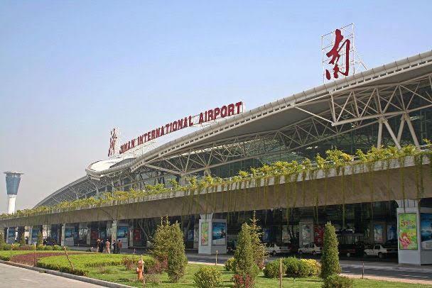 Aeroporto Internacional de Jinan