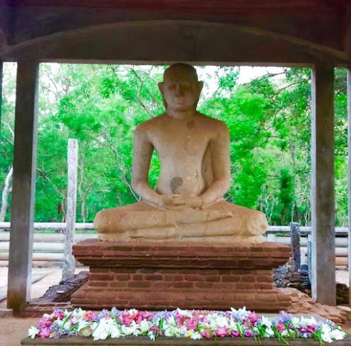 Samadhi Buddha Statue