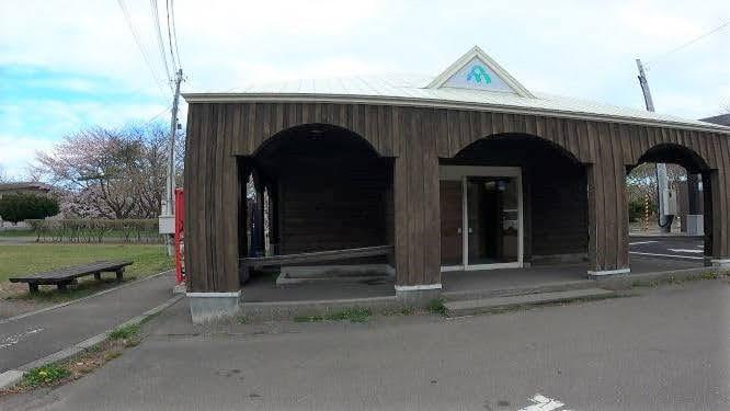 道の駅you遊もり24時間トイレ