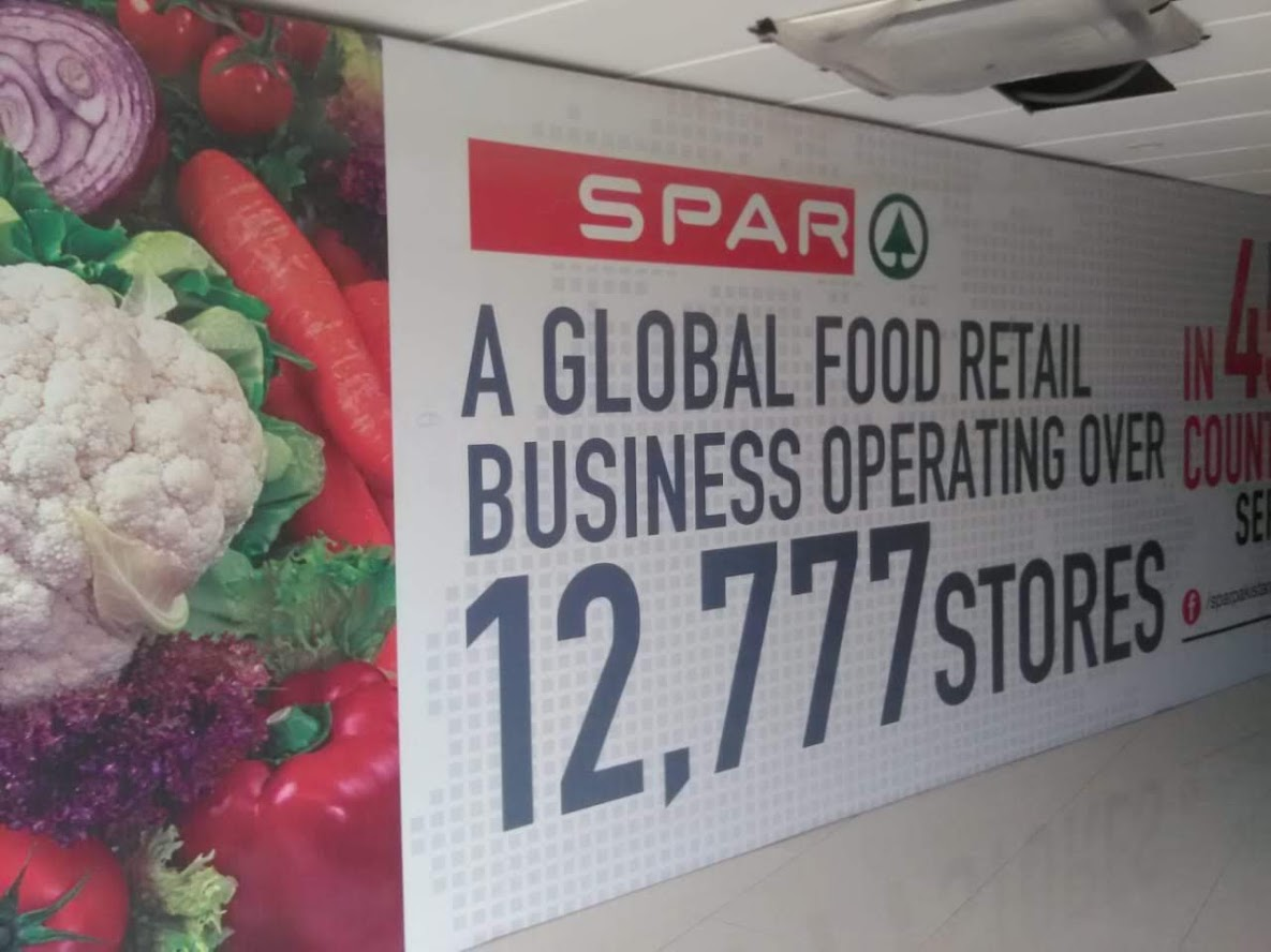 Spar Supermarket – Mall of Faisalabad