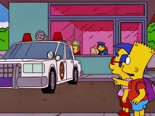 Los Simpsons 13x02 Padres e hijos