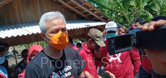 Gubernur Ganjar Kunjungi kabupaten Ngawi
