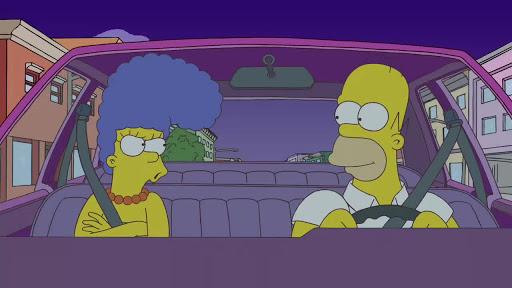 Los Simpsons 23x20 El Espía Que Me Enseñó