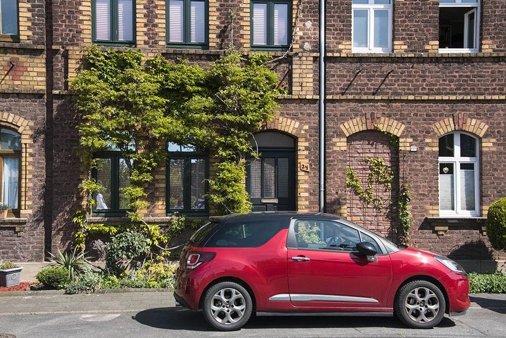 Дома рабочих, рабочий поселок Германиа