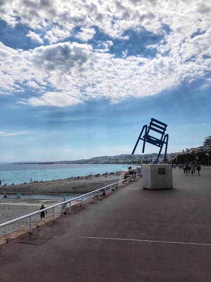 Itinerario Nizza