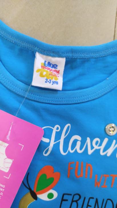 Having Fun Ksp Girls Tshirt Manufacturer Wholesaler