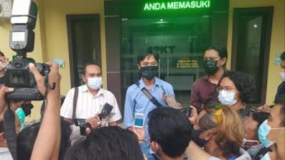 2 Polisi Ditetapkan Sebagai Tersangka dalam Kasus Penganiayaan Jurnalis Tempo