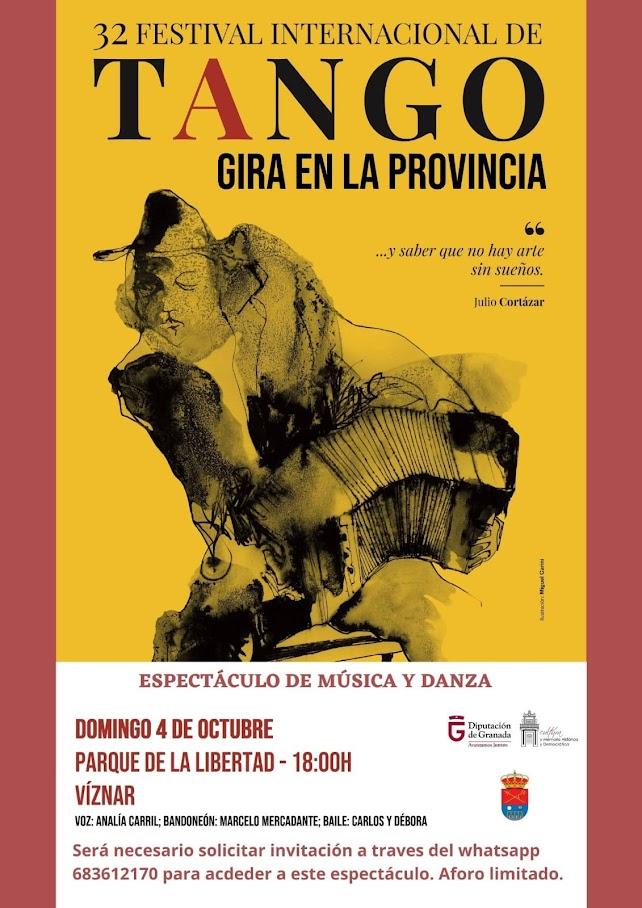 Festival de Tango en Viznar 2020