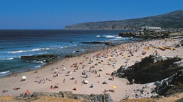 Praia da Cresmina ou Pequena do Guincho