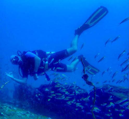 Scuba Diving Kalpitiya