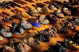 Традиционные африканские маски
