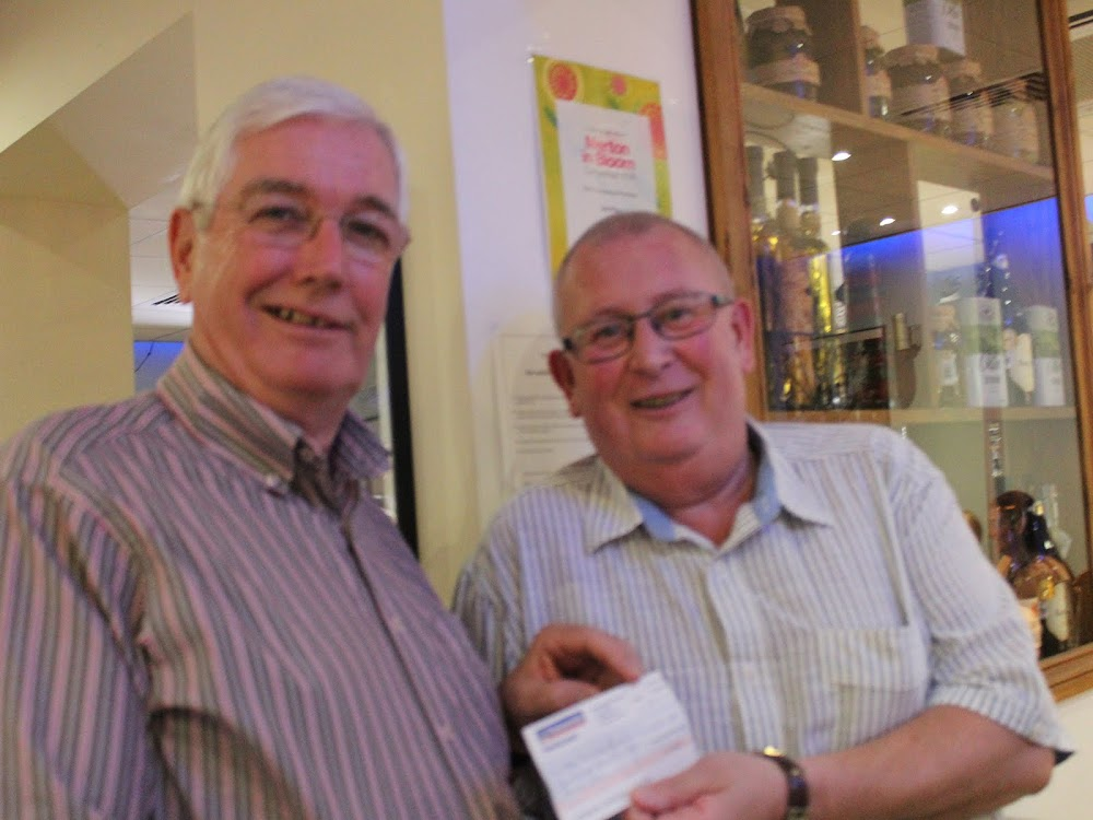 Mark & Ram Charity Party at Gino's