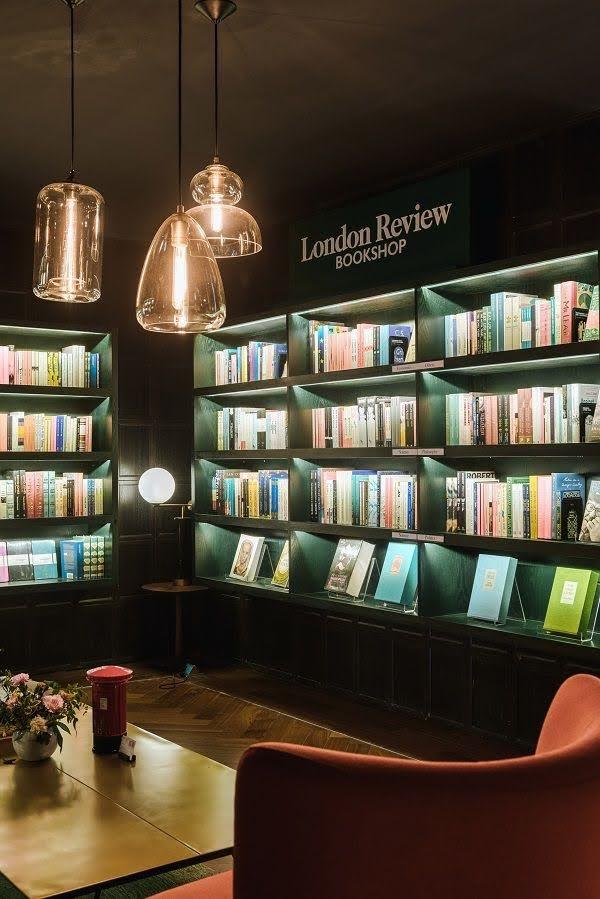 nội thất thư viện