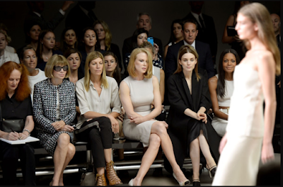 Anna Wintour Front Row at Fashion Week
