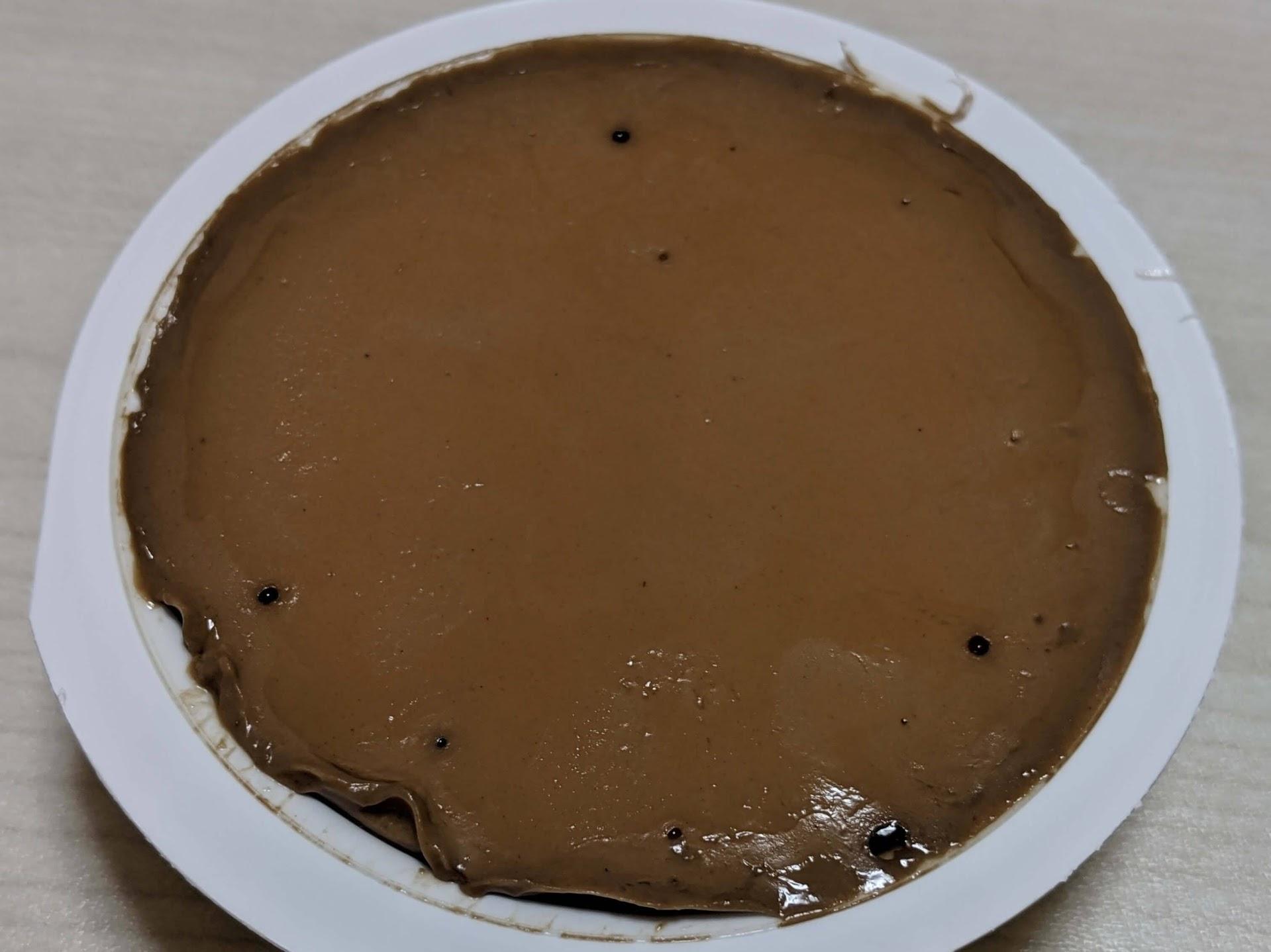 カルディ プレミアムチョコレートプリン ミント
