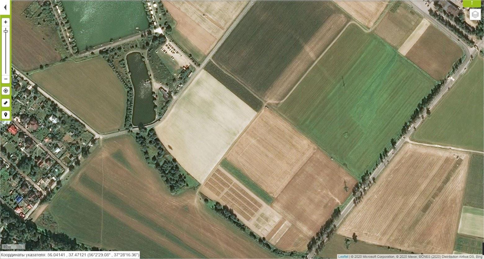 Карта-Раздериха-OSM_sm-снимки Bing - https://openstreetmap.ru/#map=17/56.04079/37.47067&layer=B