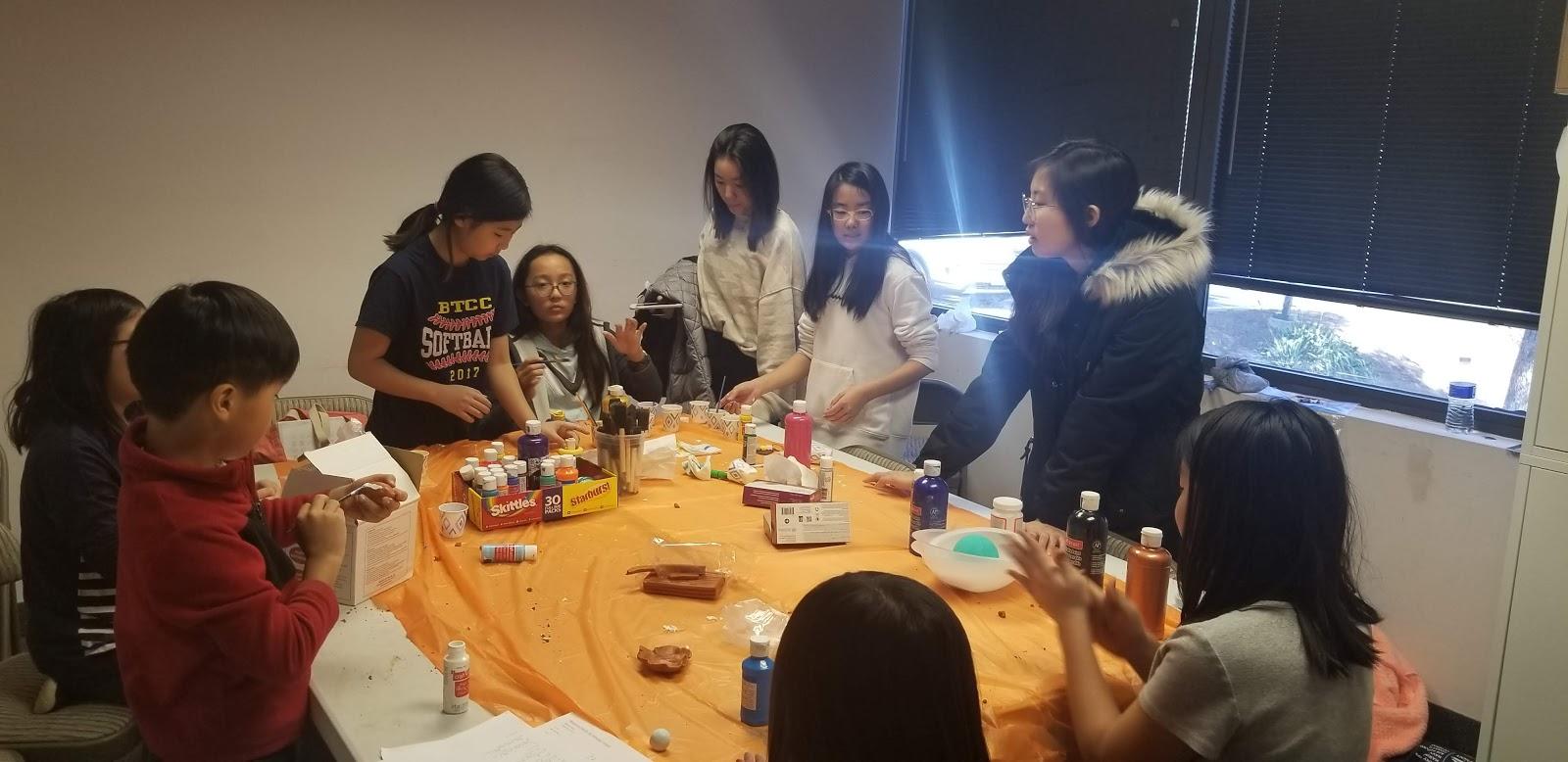 한국학교 미술/공작반 (2020)