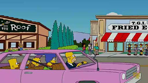 Los Simpsons 19x02 Homero de Sevilla