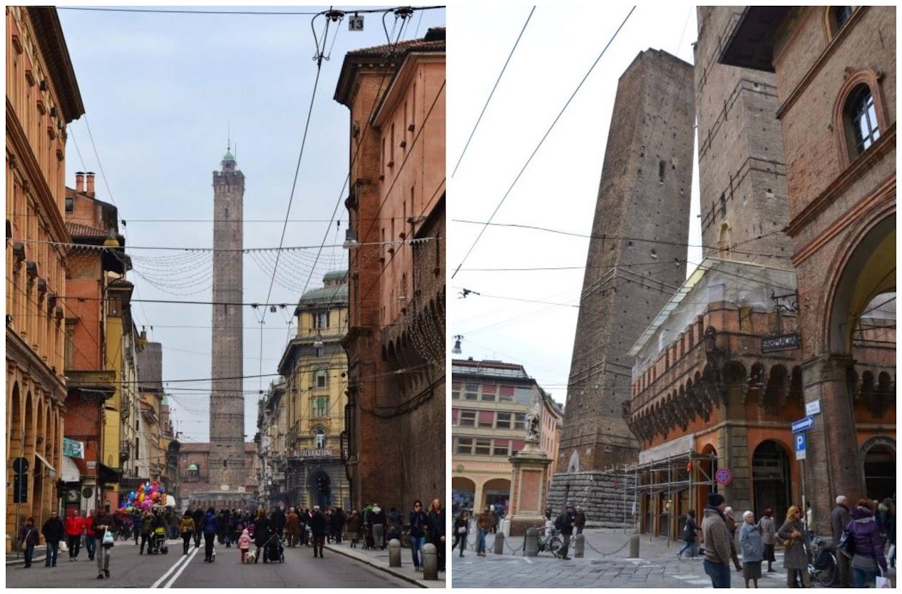 que ver y hacer en Bolonia