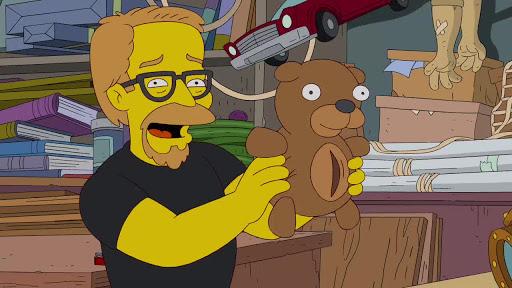 Los Simpsons 23x13 La hija también despierta