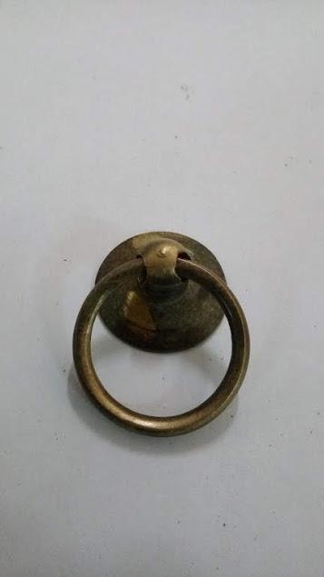 Brass Round Handle