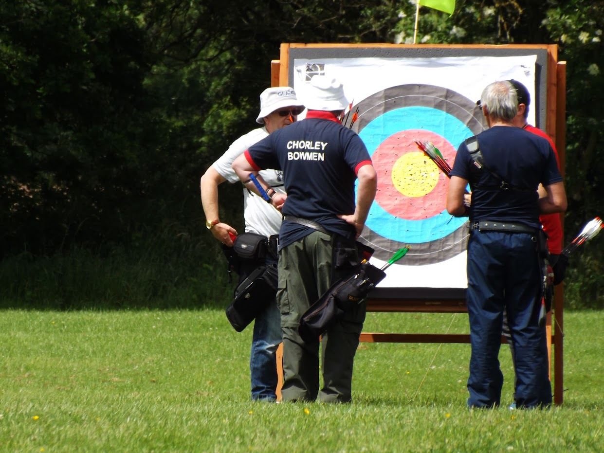 Inter County Shoot 17/05/2015