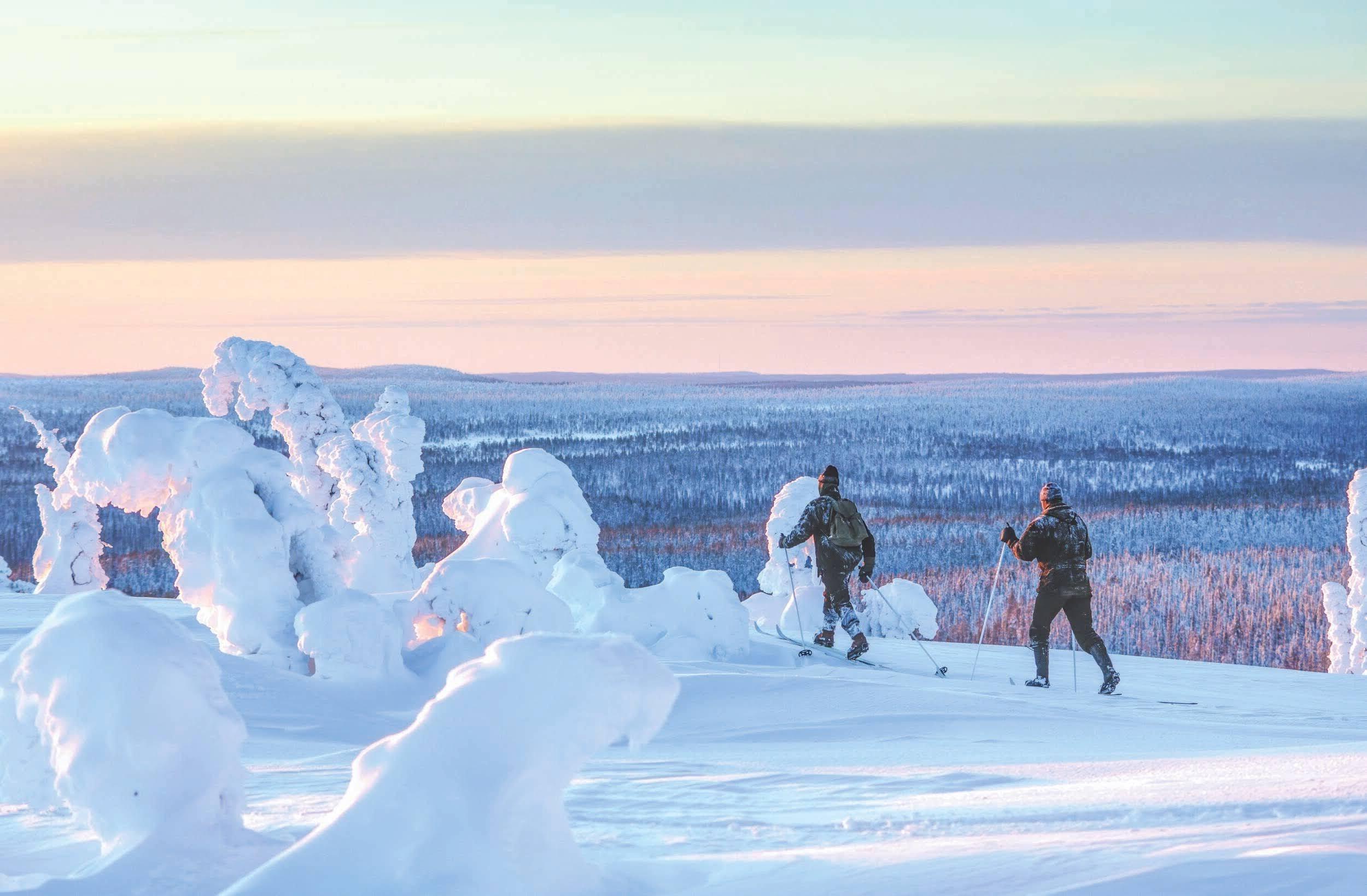 vakantie-Fins-lapland