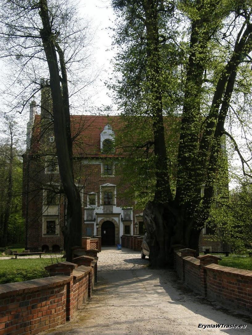 Pałac wWojnowicach