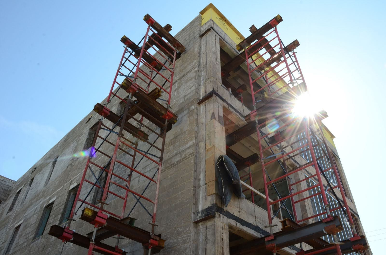 Scaffold, scaffolding, scaffolding, rent, rents, scaffolding rental, construction, ladders, equipment rental, scaffolding Philadelphia, scaffold PA, philly, building materials, NJ, DE, MD, NY, renting, leasing, inspection, general contractor, masonry, 215 743-2200, superior scaffold, electrical, HVAC, swing stage, swings, suspended scaffold, overhead protection, canopy, transport platform, lift, hoist, mast climber, access, buck hoist, upenn, u of p, pennovation