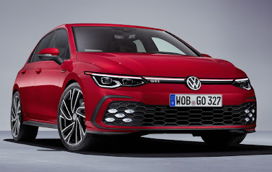 New Golf GTi on the way
