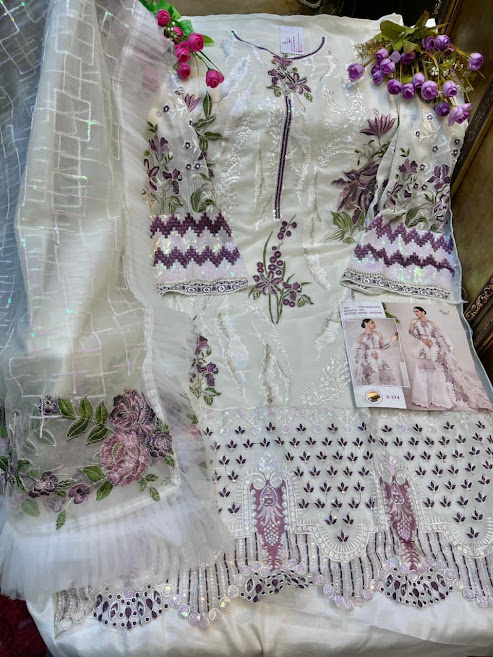 Shree Fabs S 274 Pakistani Salwar Suits Catalog Lowest Price