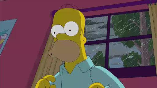 Los Simpsons 22x07 Pobrecita palomita