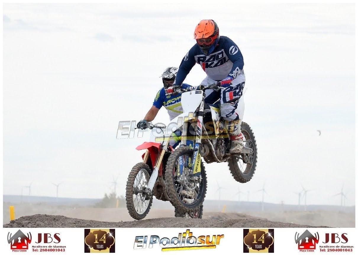 El Motocross demostró su sed de adrenalina